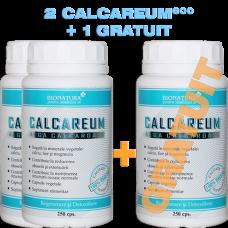 2 Calcareum 600 + 1 GRATUIT